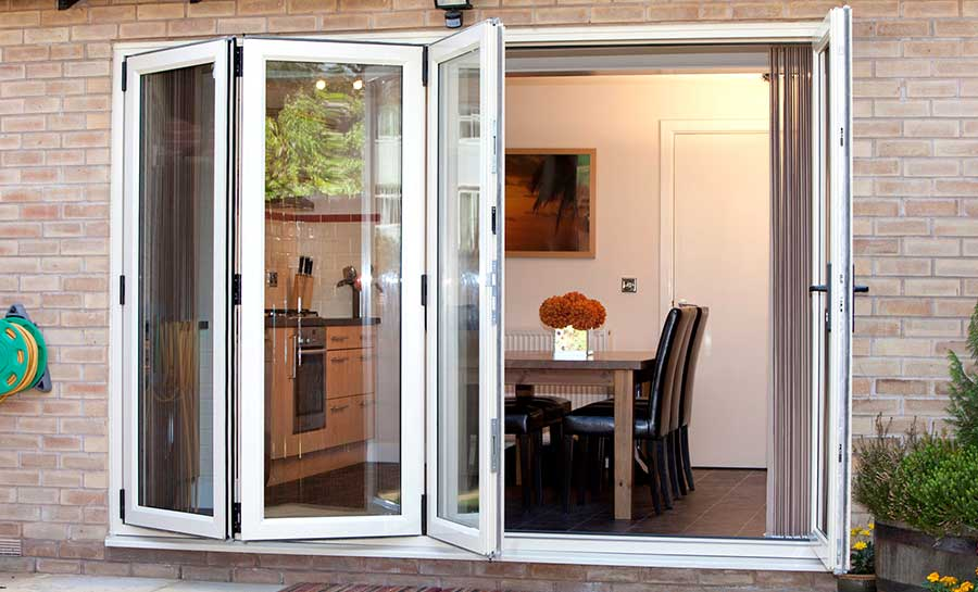 Hereu0027s Some Examples Of Our UPVC Bifold Door Range