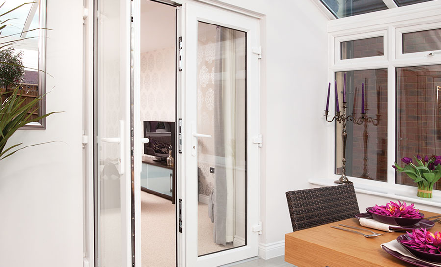 6ft upvc georgian french doors flying doors for Upvc french doors 1790 x 2090mm