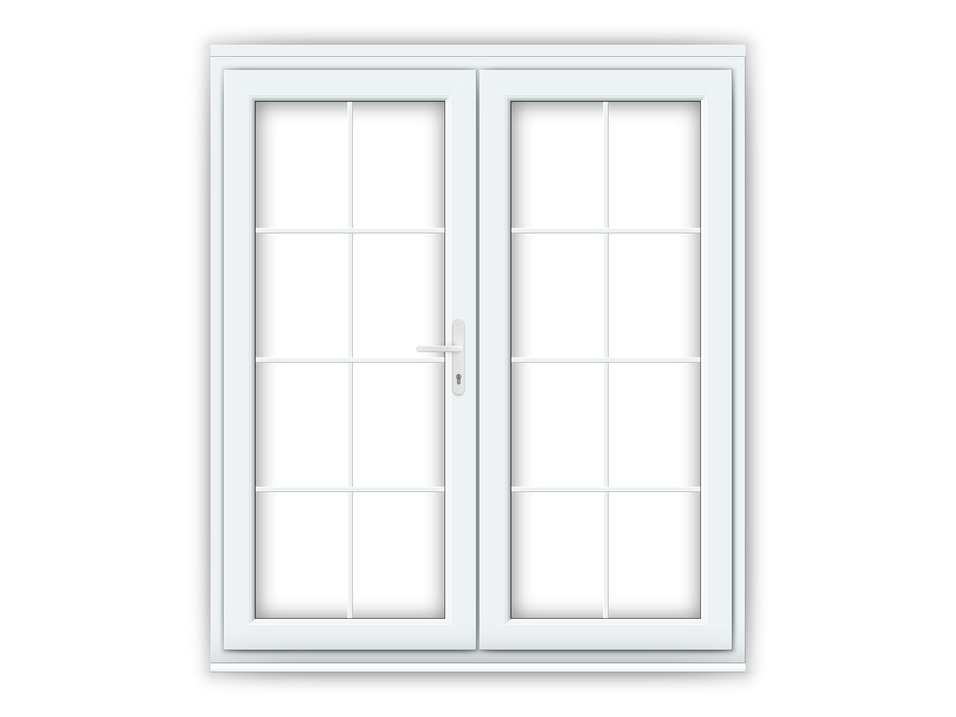 6ft upvc georgian french doors flying doors for 6 foot exterior french doors