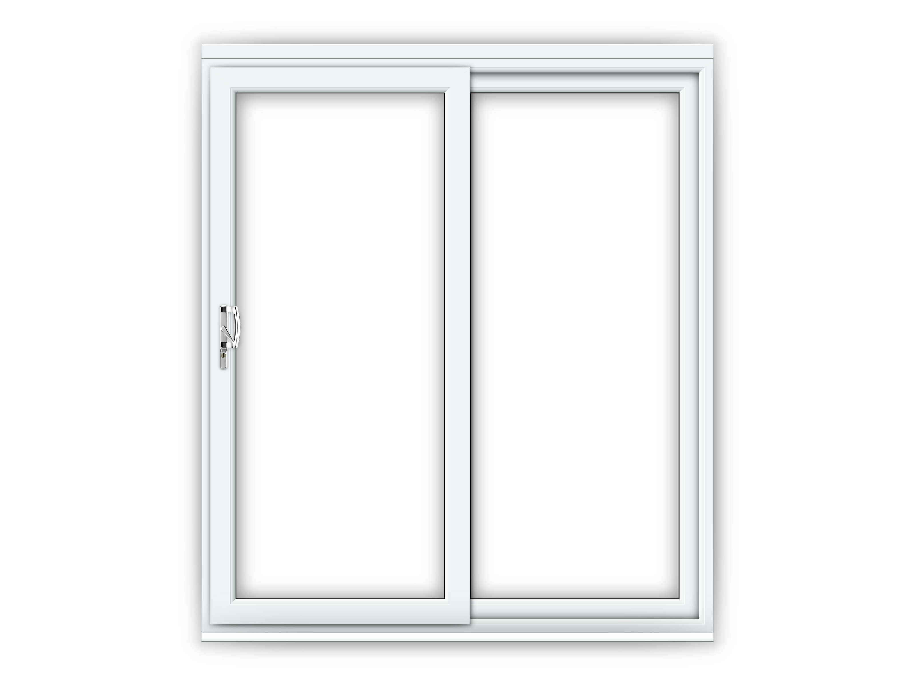 6ft upvc sliding patio doors flying doors for Six foot sliding glass door
