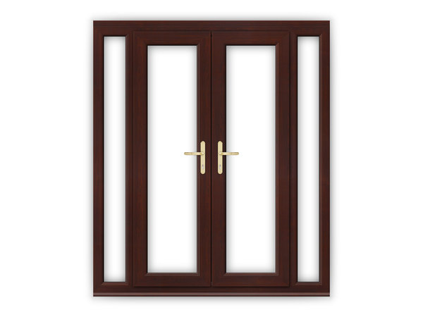 Rosewood upvc french doors flying doors for Upvc french doors 1790 x 2090mm