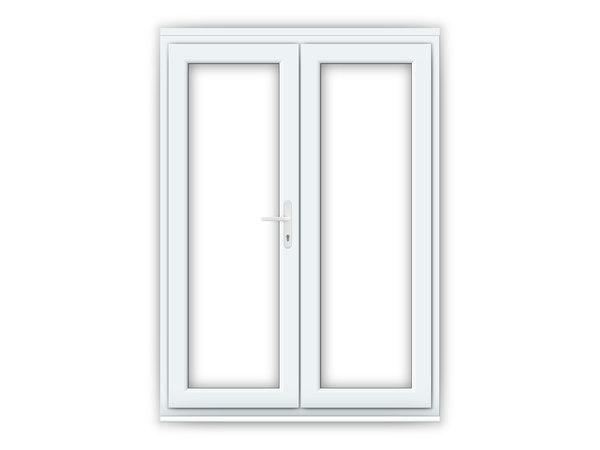 5ft uPVC French Doors