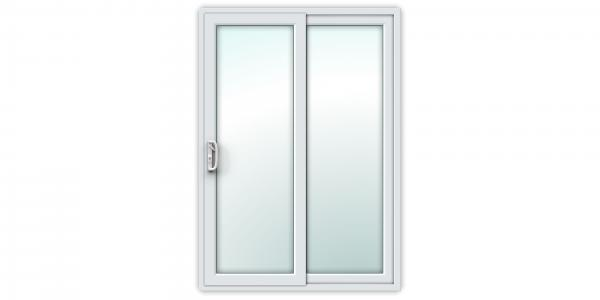 5ft uPVC Sliding Patio Doors