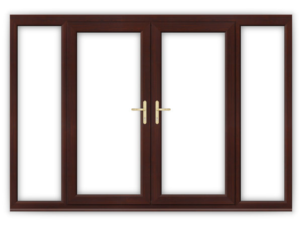 Rosewood upvc french doors flying doors for 6 ft wide french doors