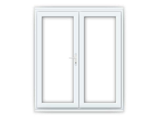 6ft uPVC French Doors