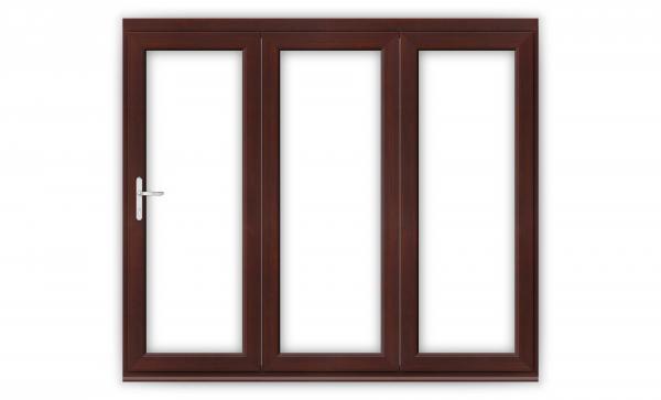Rosewood uPVC Bifold Doors