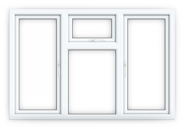 Style 78 uPVC Windows