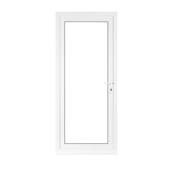 Upvc Front And Back Doors Flying Doors
