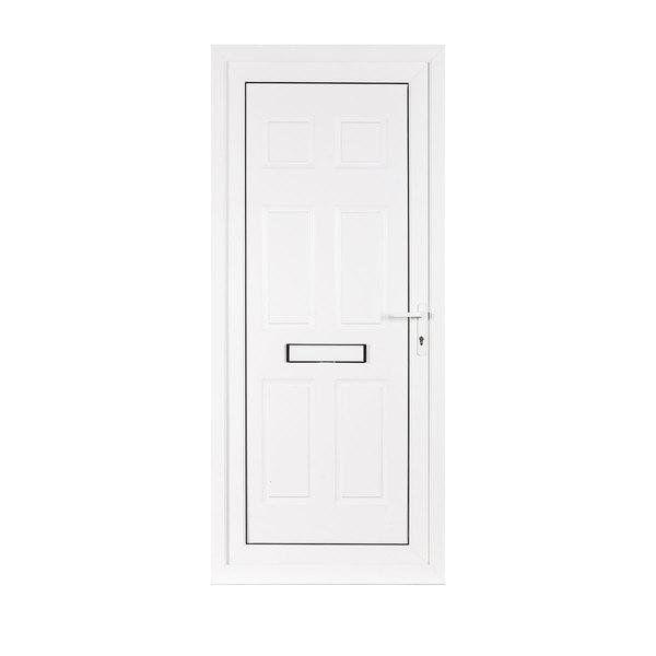 Leighfield uPVC Front Door