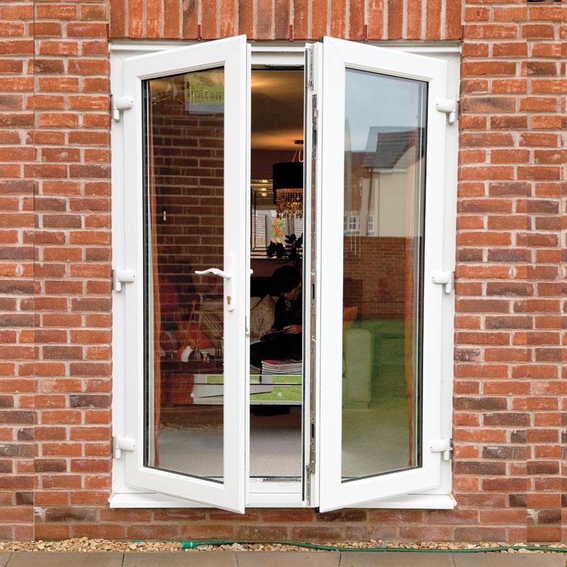 M2m Upvc French Door Set Flying Doors