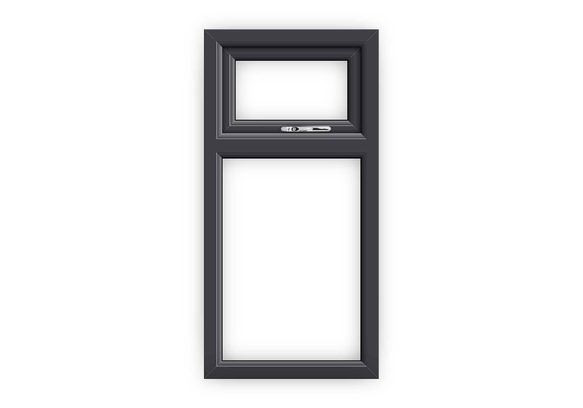 Style 6 uPVC Windows