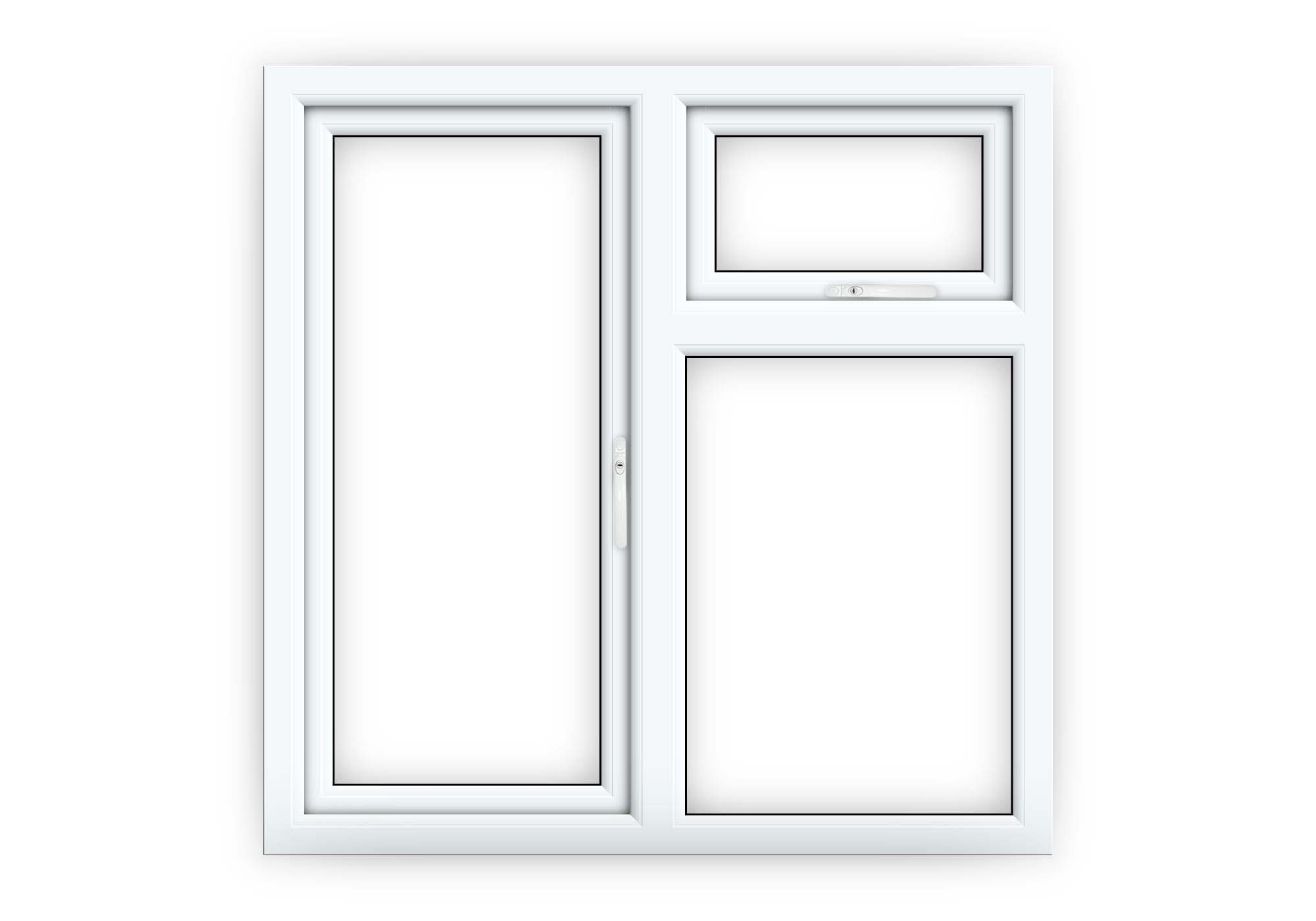 Style 26 uPVC Windows