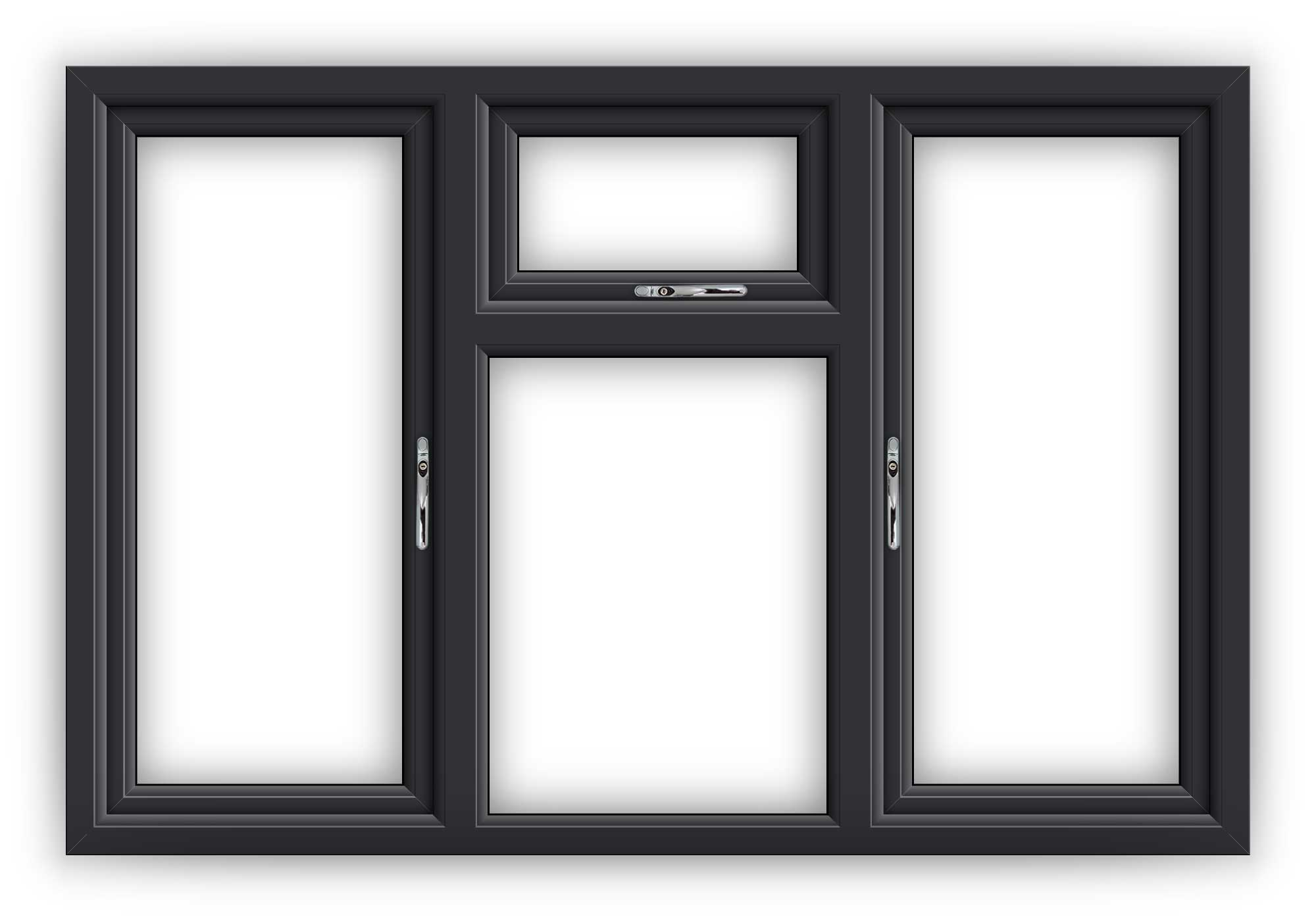 Style 78 uPVC Windows