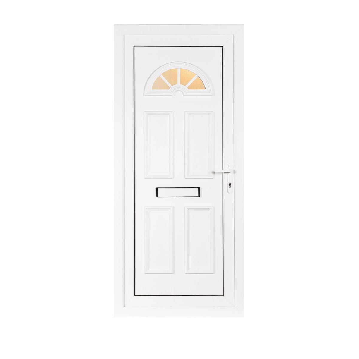 Cannock uPVC Front Door