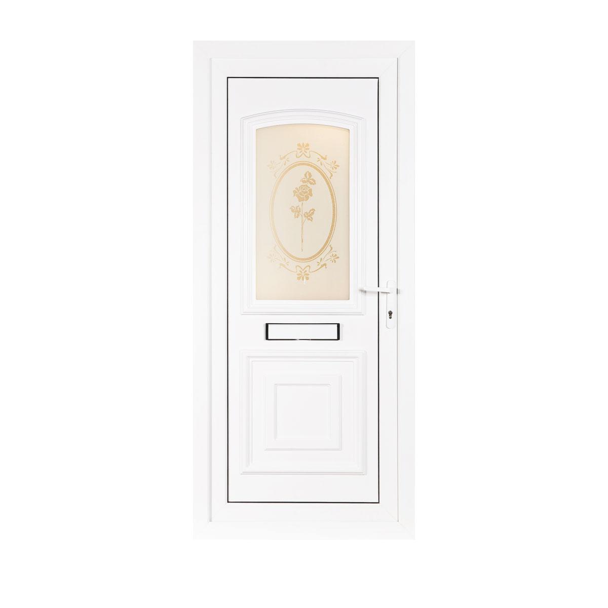 Delamere uPVC Front Door
