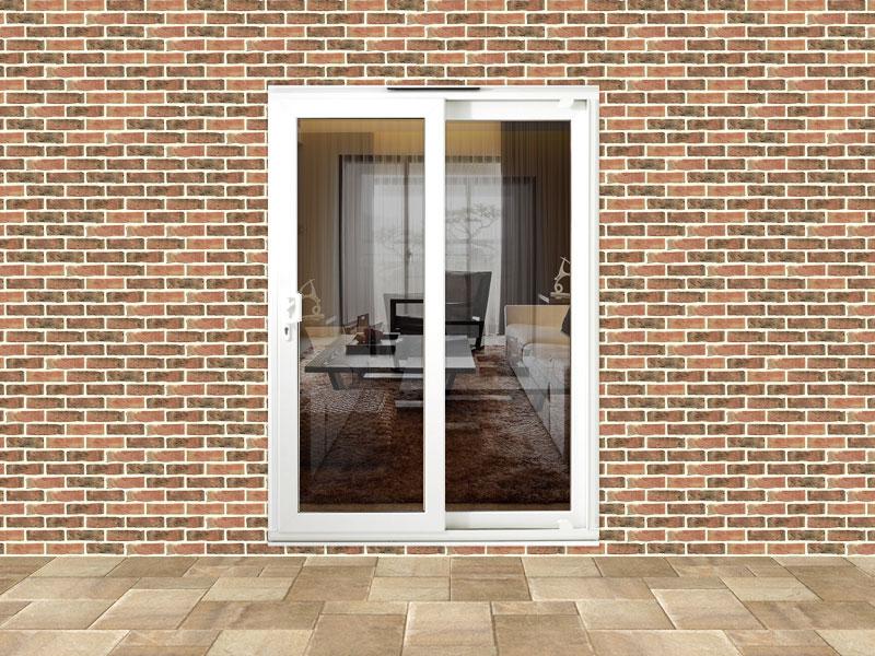 5ft upvc sliding patio doors flying doors for Upvc sliding doors